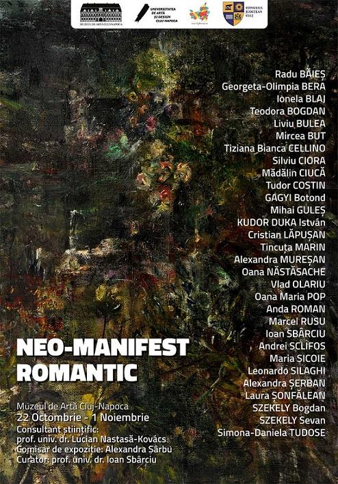 Expozitia Neo-manifest romantic