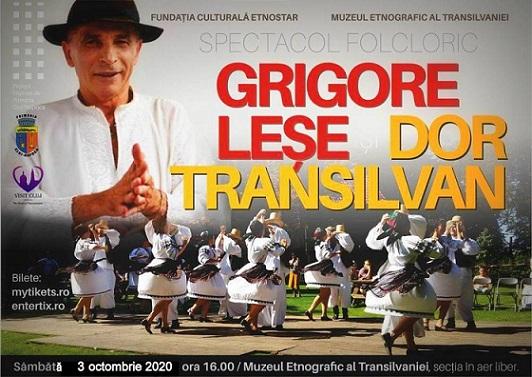 Grigore Leșe și Dor Transilvan