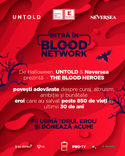 The Blood Heroes