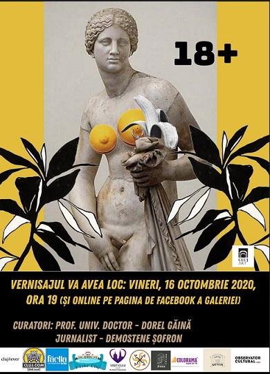 sculptură nud 18+