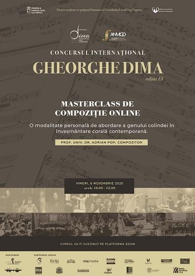 Concursul Internațional de Compoziție Gheorghe Dima