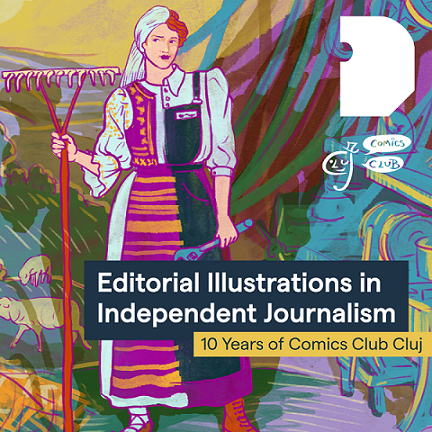 Expoziția Editorial Illustrations