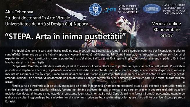 Expoziția Stepa