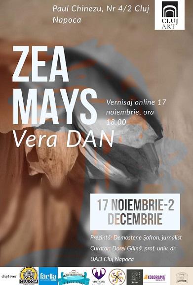 Expoziția de pictură Zea Mays