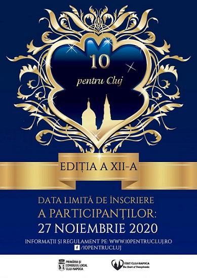 Gala de Excelență 10 pentru Cluj