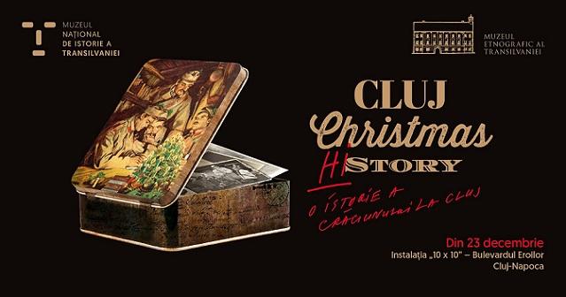 Expozitia Cluj Christmas (Hi)Story