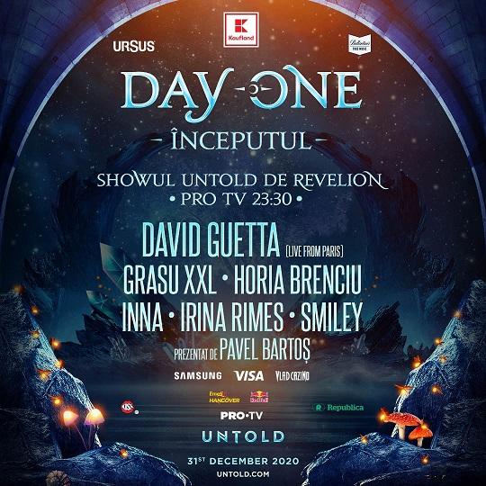 DAY ONE , Untold deRevelion