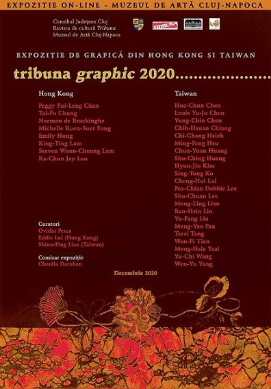 Expoziţia Tribuna Graphic 2020