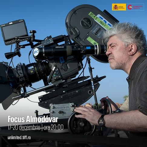 Focus Almodóvar