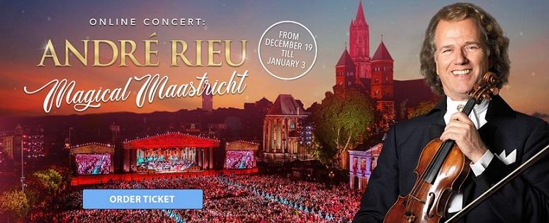 Magical Maastricht André Rieu