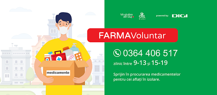 campania FarmaVoluntar