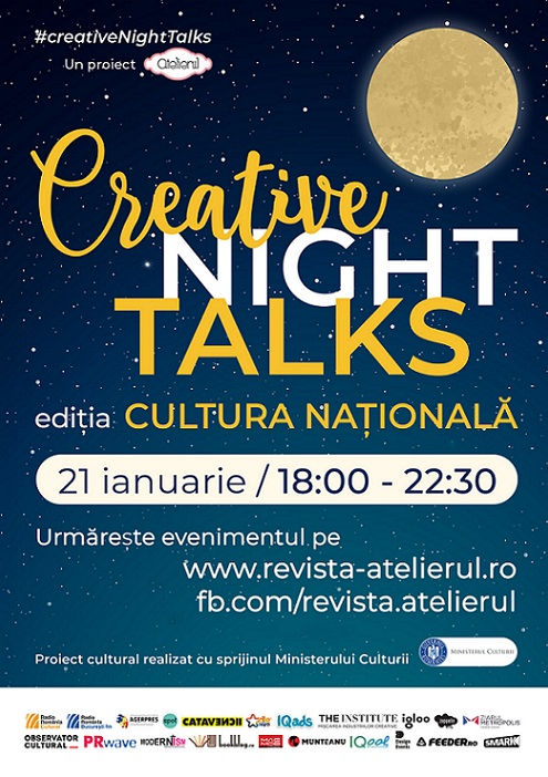 Creative Night Talks