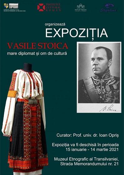 Expoziția Vasile Stoica