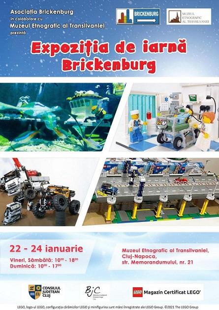 Expoziția de Iarnă Brickenburg