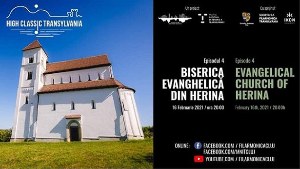 Biserica Evanghelică din Herina