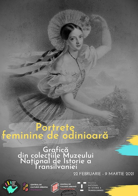 Expoziția Portrete feminine de odinioară