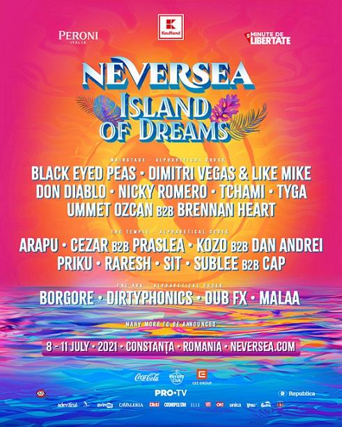 Tyga neversea 2021