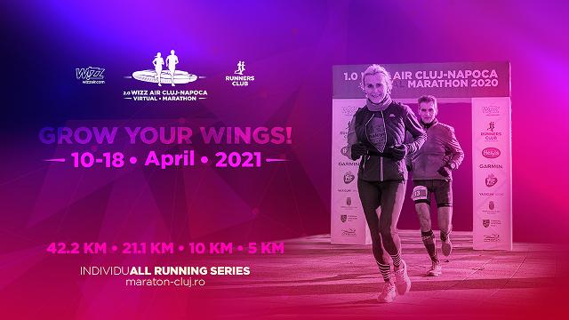 Wizz Air Cluj-Napoca Virtual Marathon