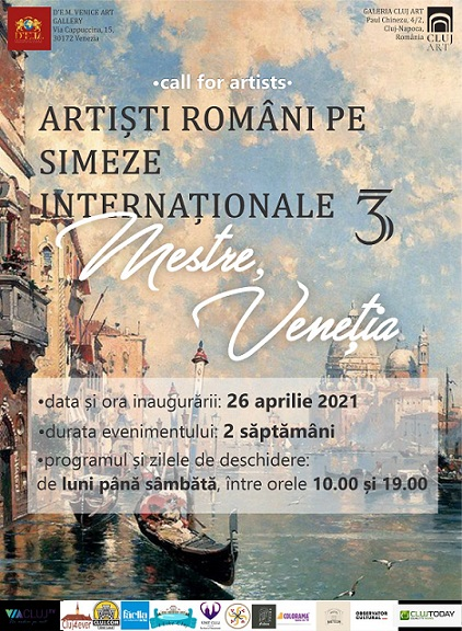 Artiști români pe simeze internaționale