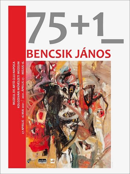 Expoziția Bencsik János 75+1