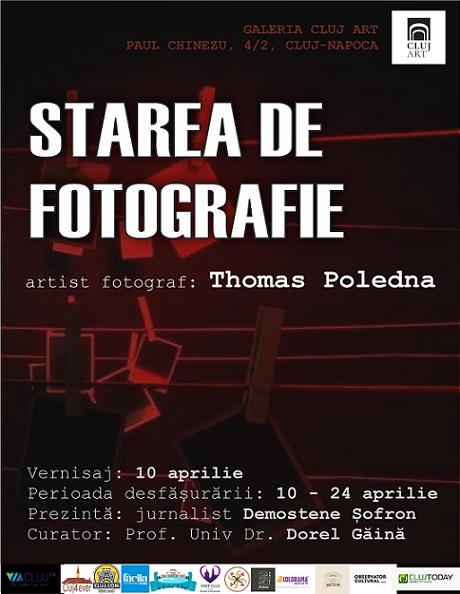 Expoziția Starea de fotografie