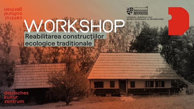 Reabilitarea construcțiilor ecologice tradiționale