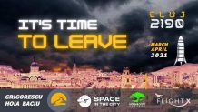 It's time to leave