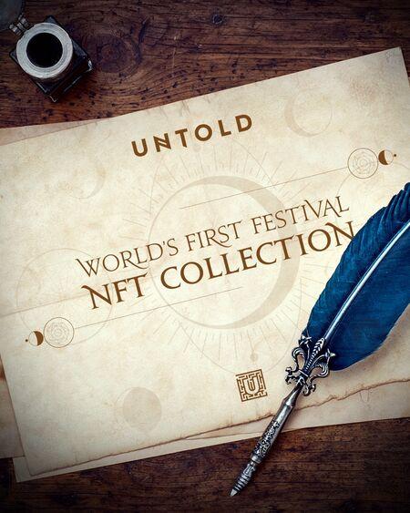 Untold lansează un NFT