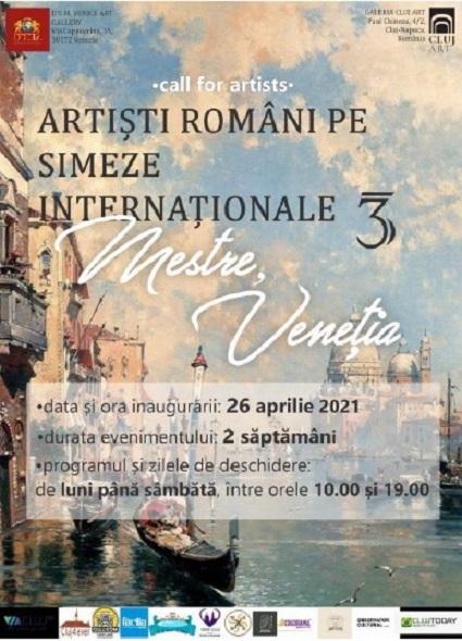 expoziția Artiști români pe simeze internaționale 3