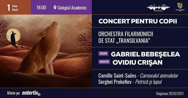 Concert pentru copii