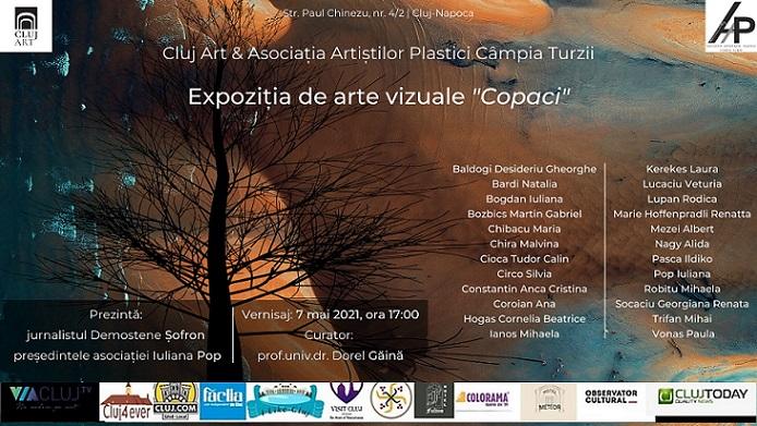 Expoziția Copaci