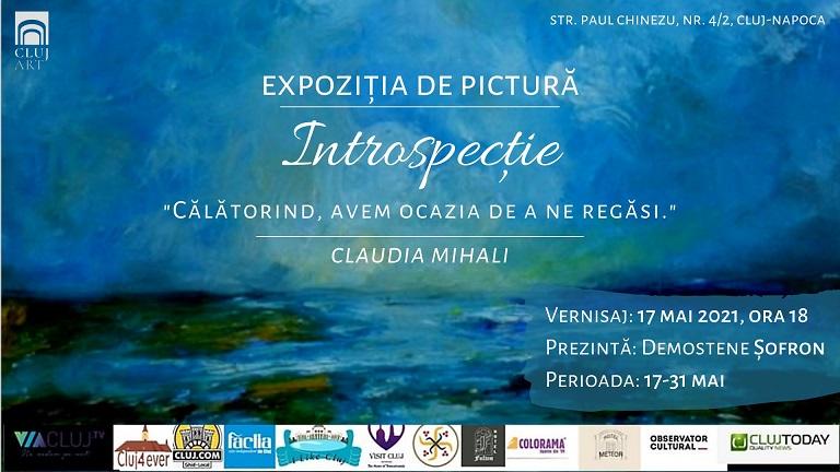 Expoziția de pictură Introspecție