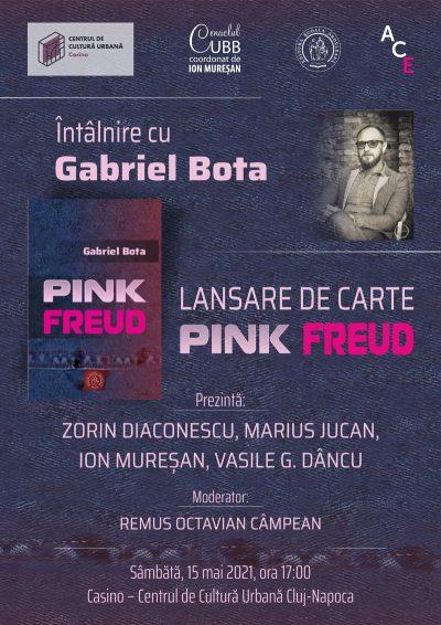 Pink Freud carte Cluj