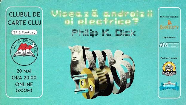 Visează androizii oi electrice