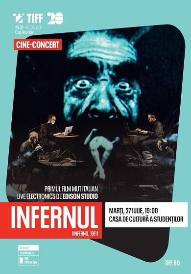Cine-concertele TIFF 2021