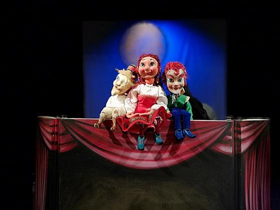 artiștii Teatrului Puck