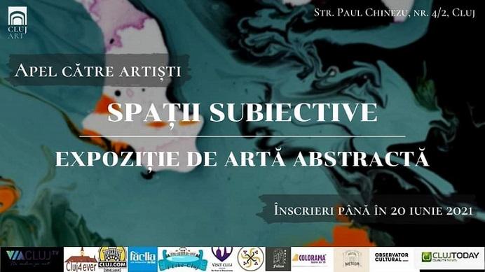 Expoziția Spații subiective