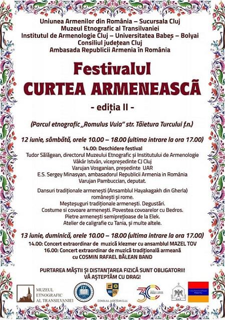 Festivalul Curtea Armenească