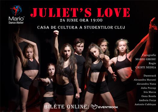 invitatii duble Juliet's Love