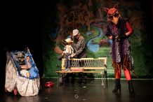 Pinocchio revine la Teatrul Puck