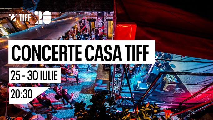 Concete Casa TIFF