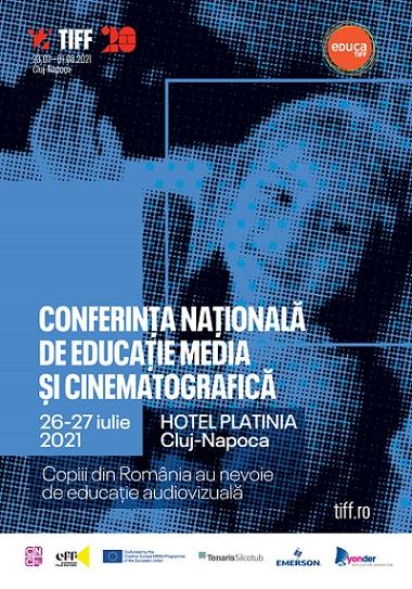 Conferința Națională de Educație Media