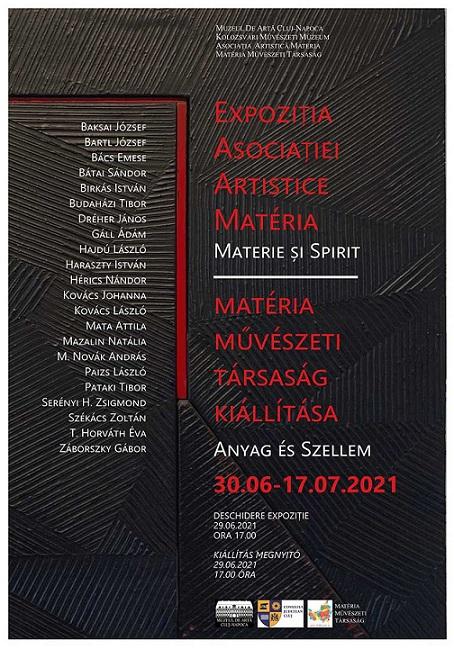 Expoziția Materie și Spirit