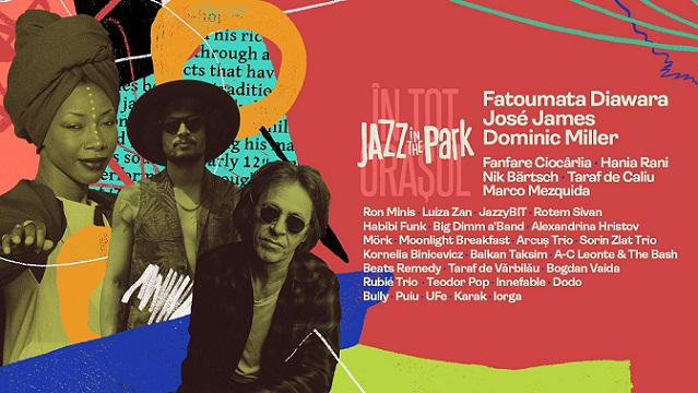 Lineup Jazz in the Park