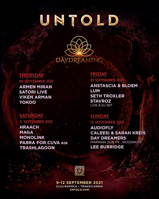 Daydreaming – Untold
