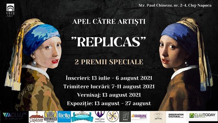 Expoziția Replicas