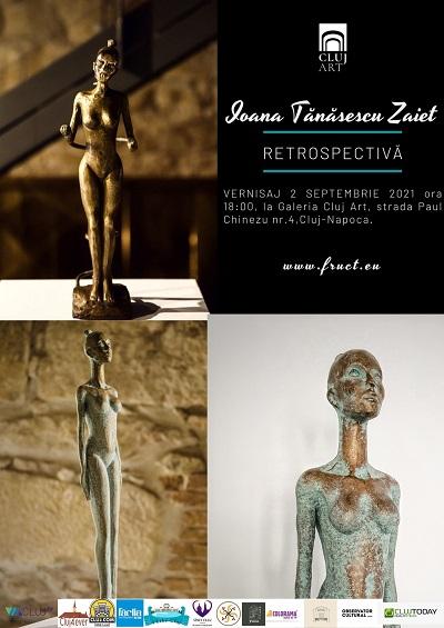 Expoziția Retrospectivă Sculptura