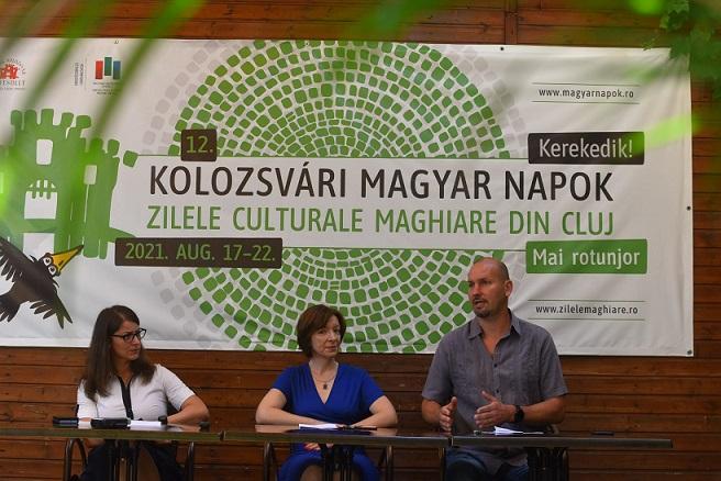 Încep Zilele Culturale Maghiare 2021