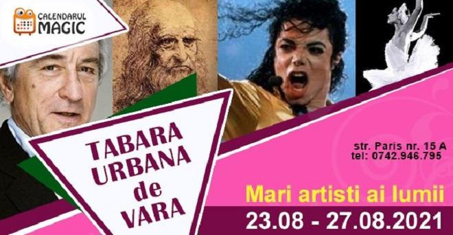 Mari artisti ai lumii