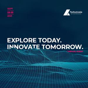Techsylvania 2021 banner